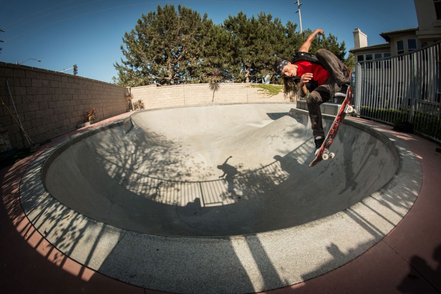 david_gonzalez_Fakie_Ollie
