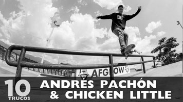 10Trucos andres pachon chicken little