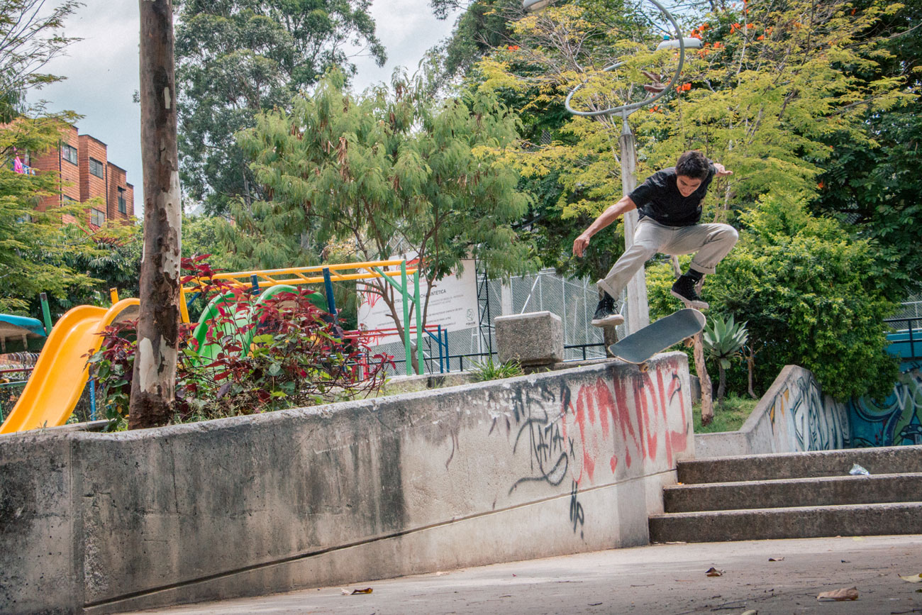 Dubann Machuca - Kickflip Crooked