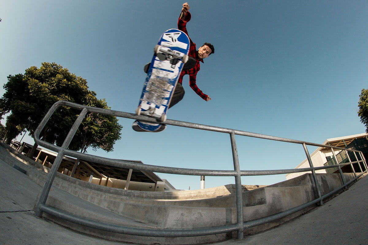 Robert Garcia - Frontside Air