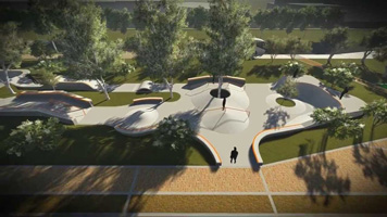 skatepark la francia puente aranda