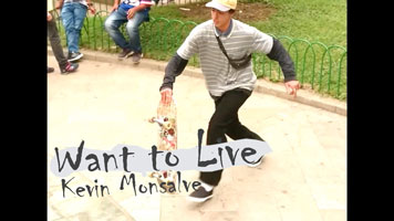 want to live kevin monsalve 2