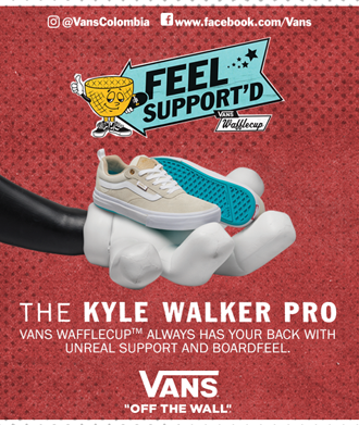 Vans ff The Wall