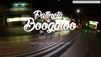 Patineta & Boogaloo