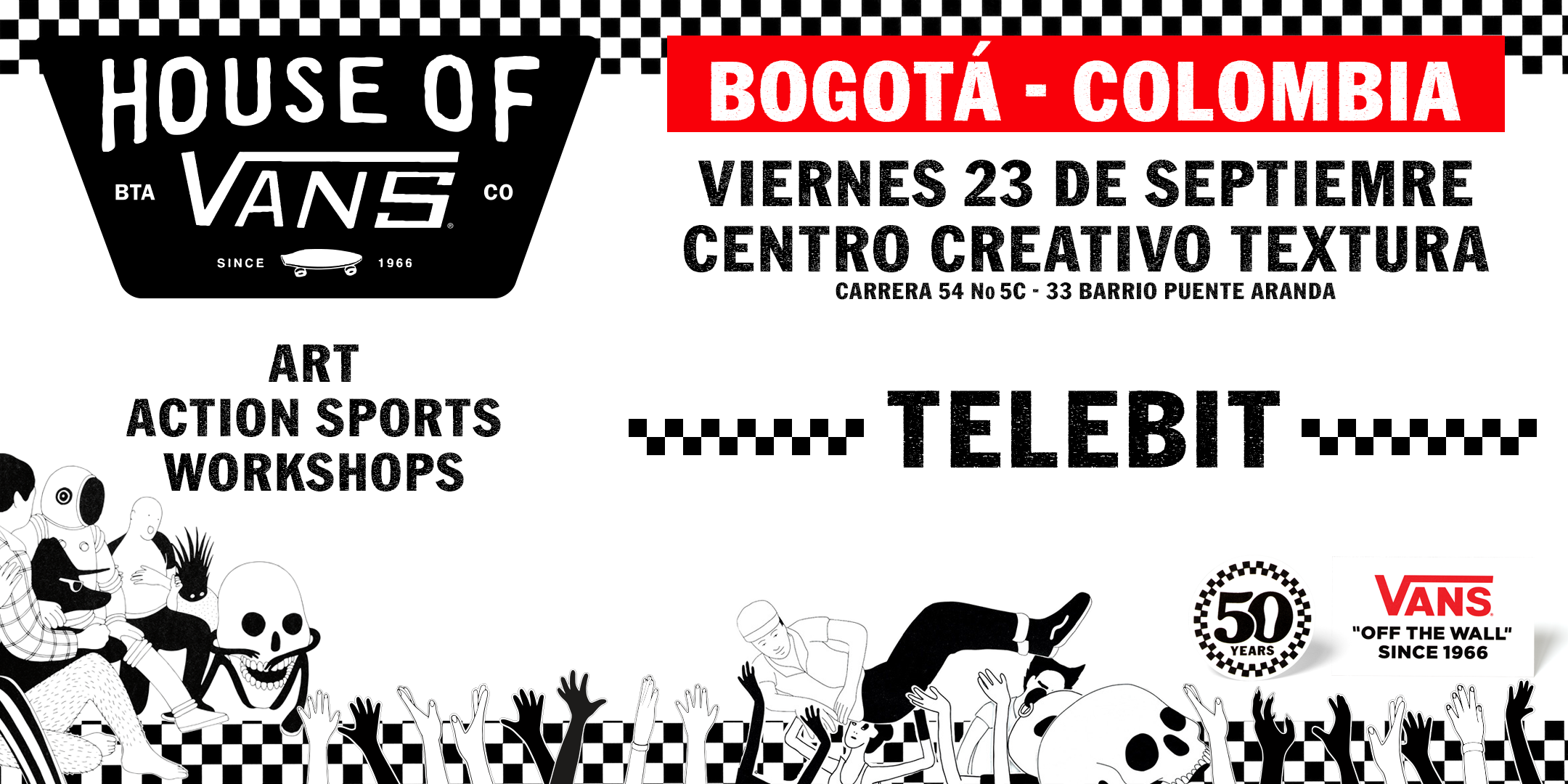 House of vans Bogoá