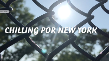 CHILLING NEW YOR WEB
