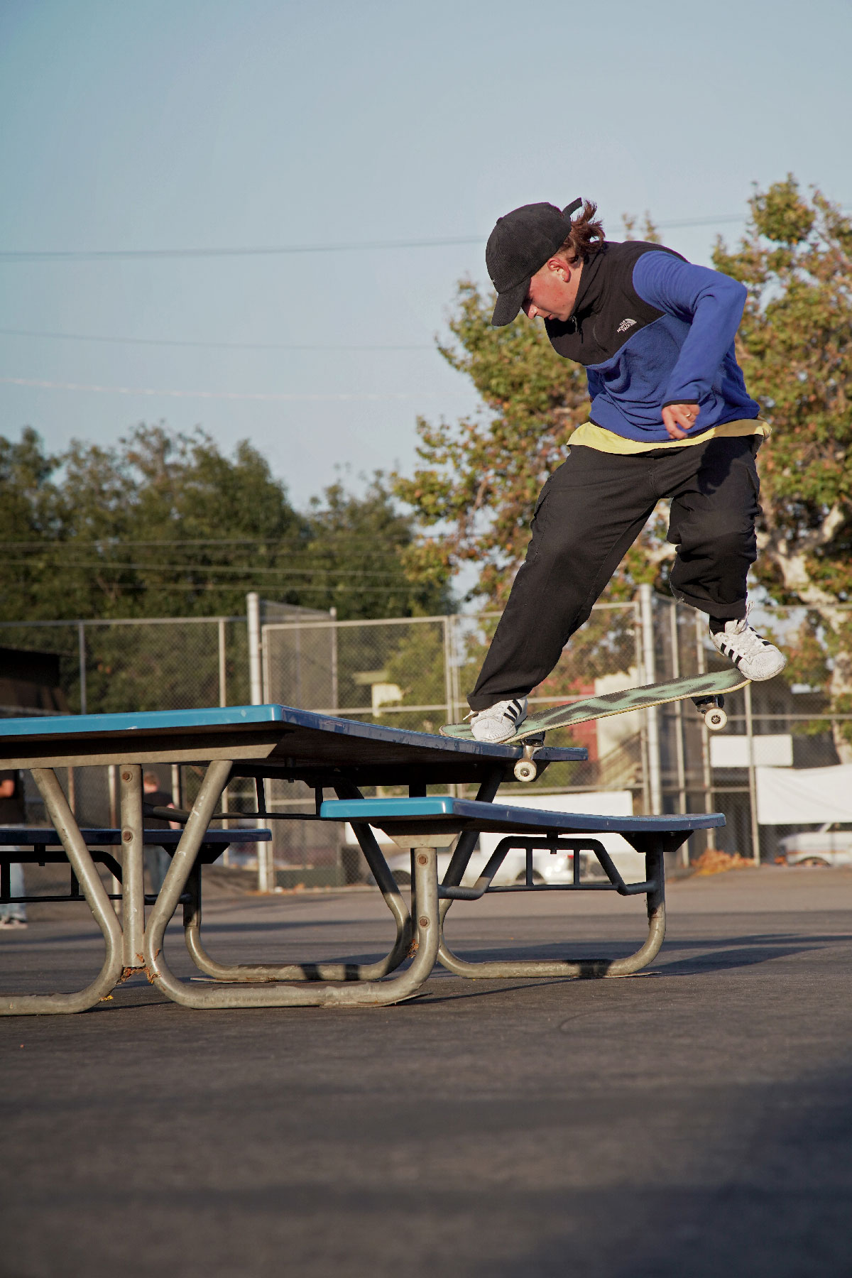 Daniel Ramos - Backside 180 Nosegrind