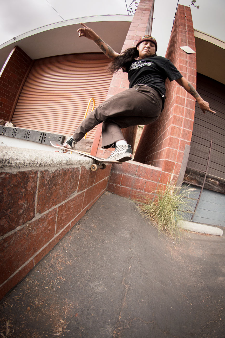 Robby G - Frontside Rock