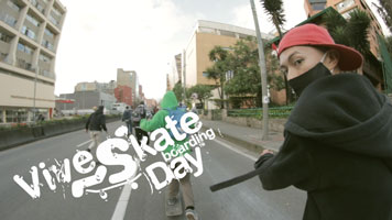viveskateboarding day 2020